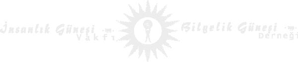 İnsanlık Güneşi Vakfı Logo